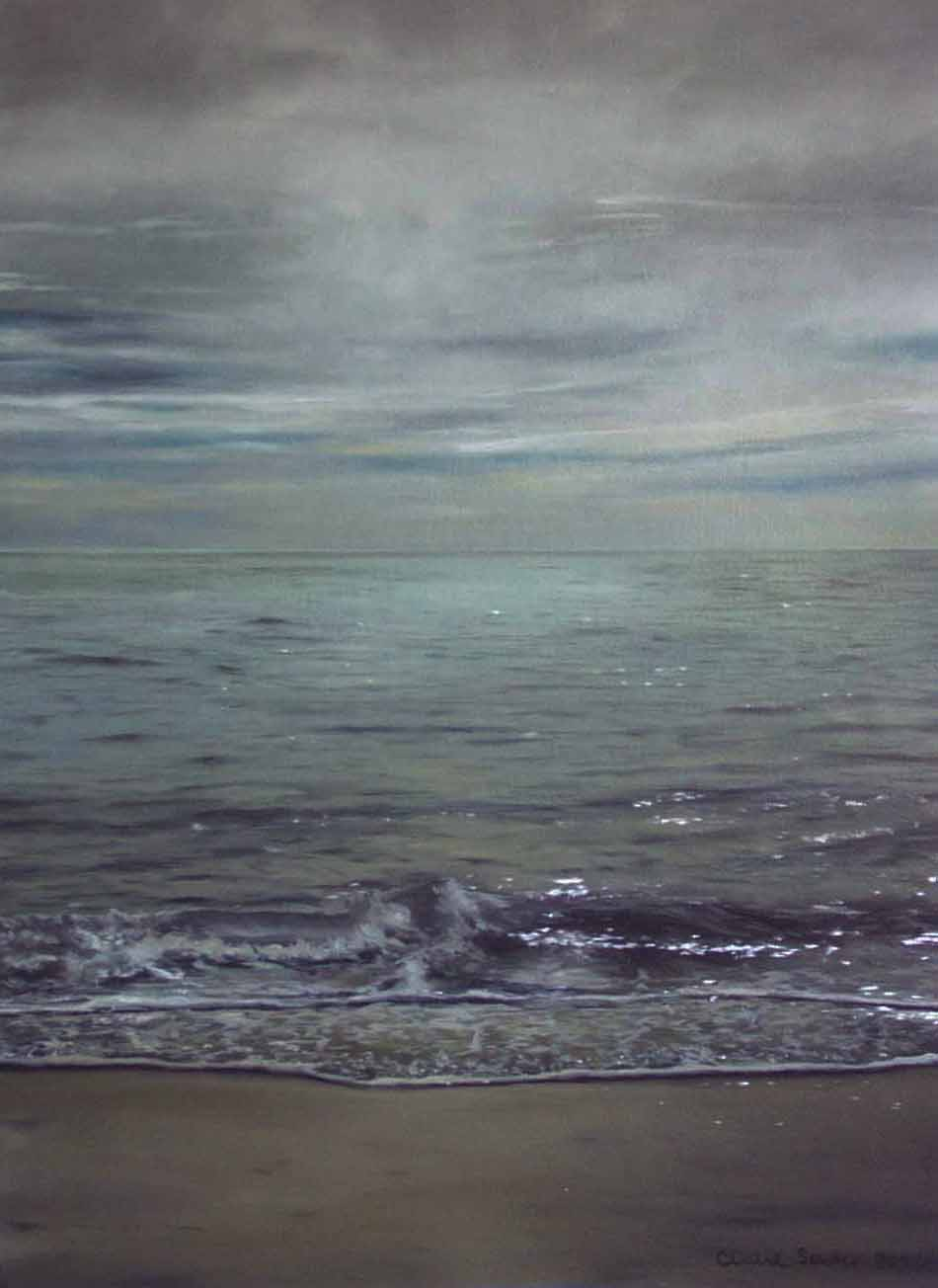 lapping shoreline 1