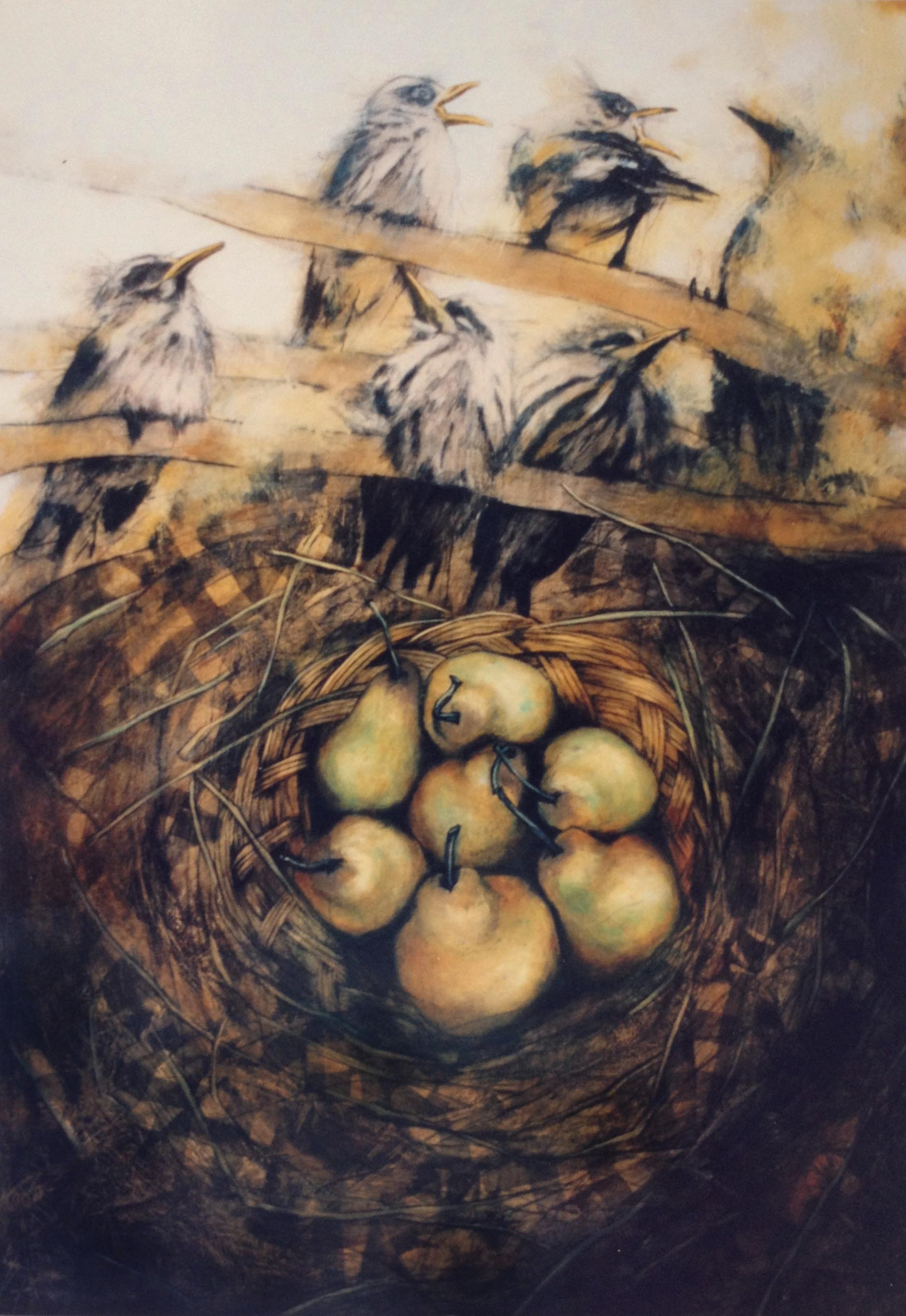 nest of pears