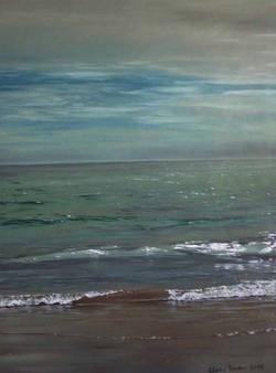 lapping shoreline 3