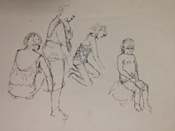 beach sketch 2