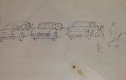 sketch at golf club 2