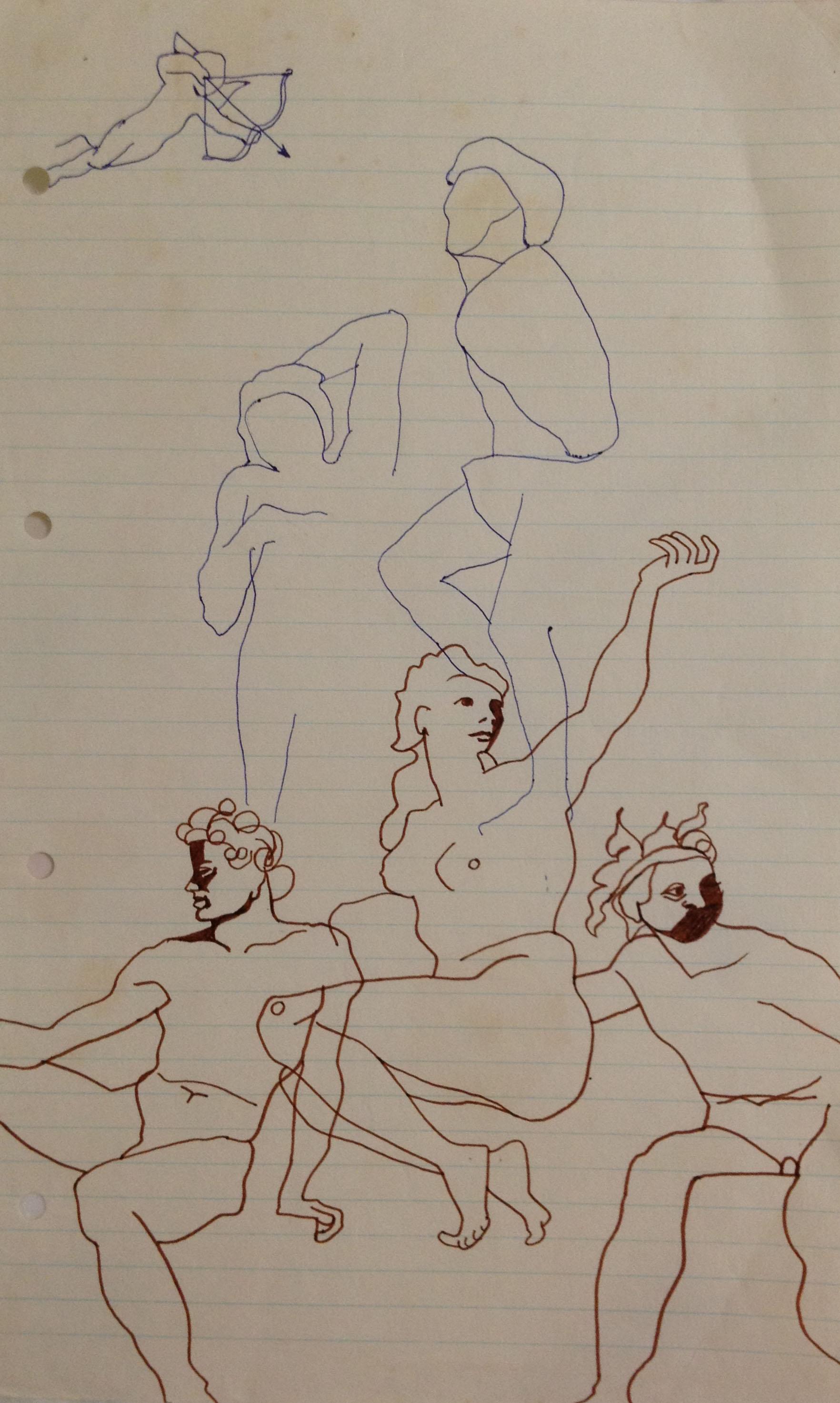 studying art history 4