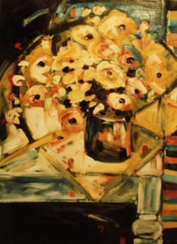 floral piece