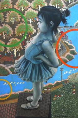 Tessa in China 1