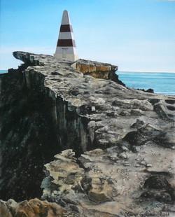 the obelisk at Robe