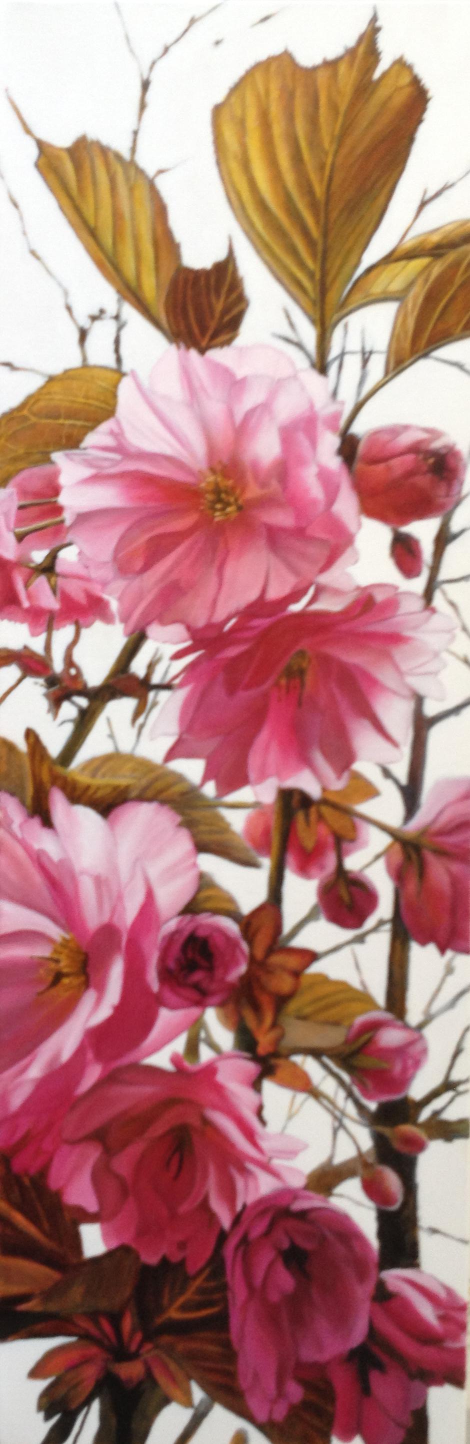 Qingdao blossom