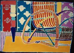 cane chair 2