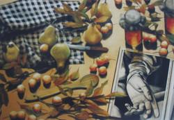pieta and pears