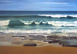 Newcastle beach 2