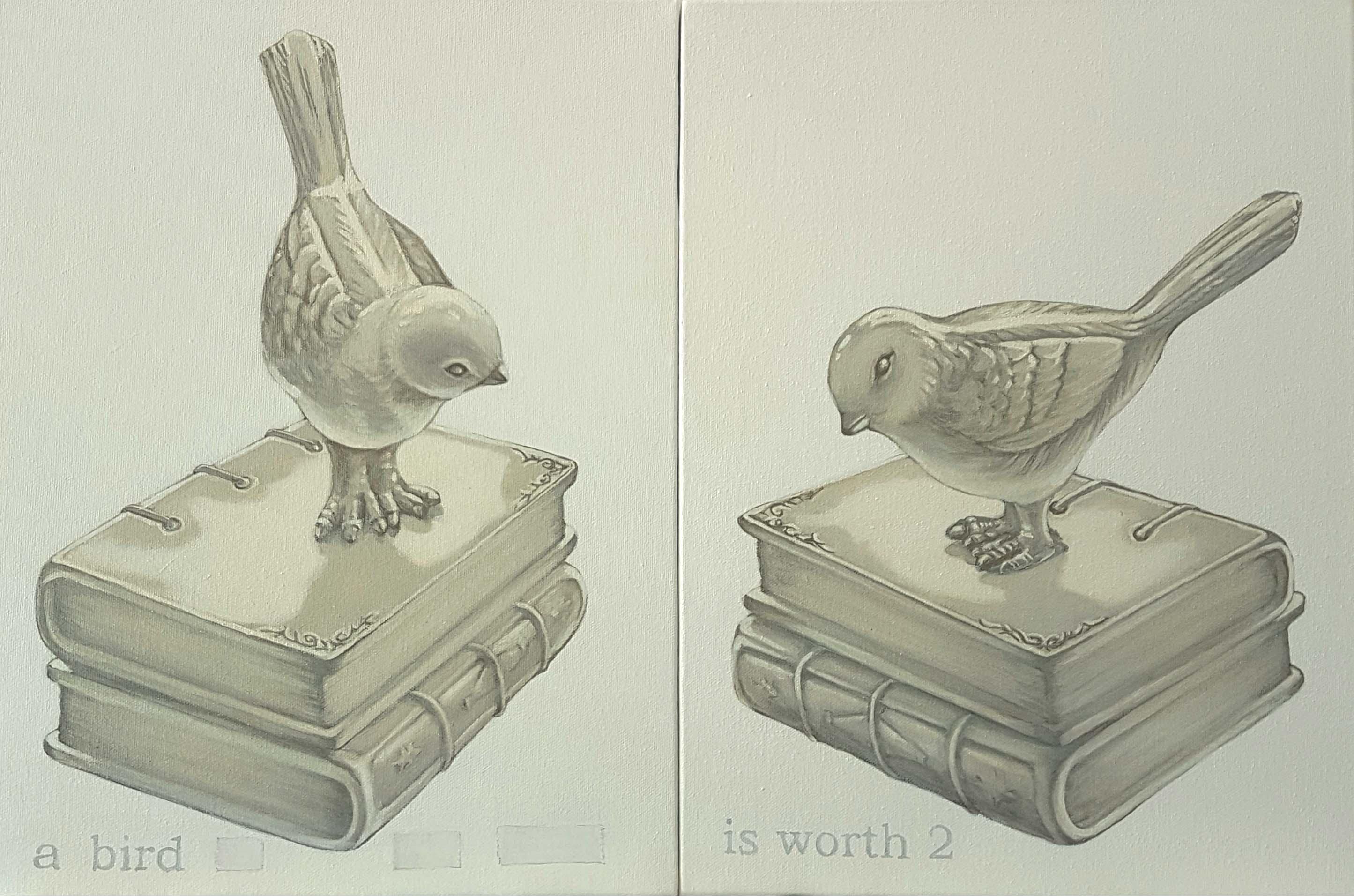 a bird is worth 2