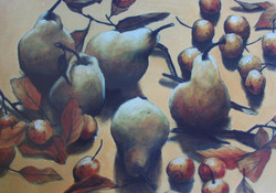 wild apples and pears