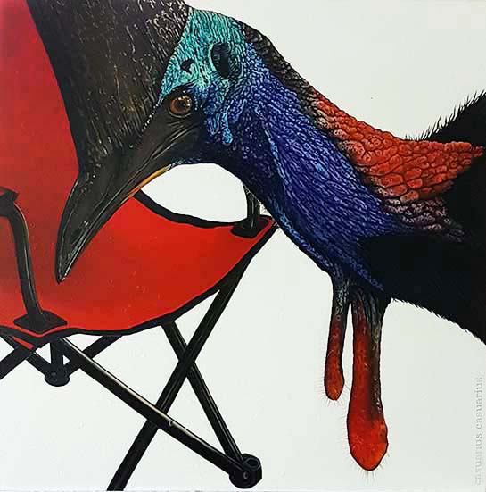 the cassowary