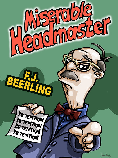 Coming soon Miserable Head Master audio book