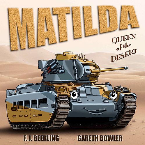 Matilda Queen of the Desert