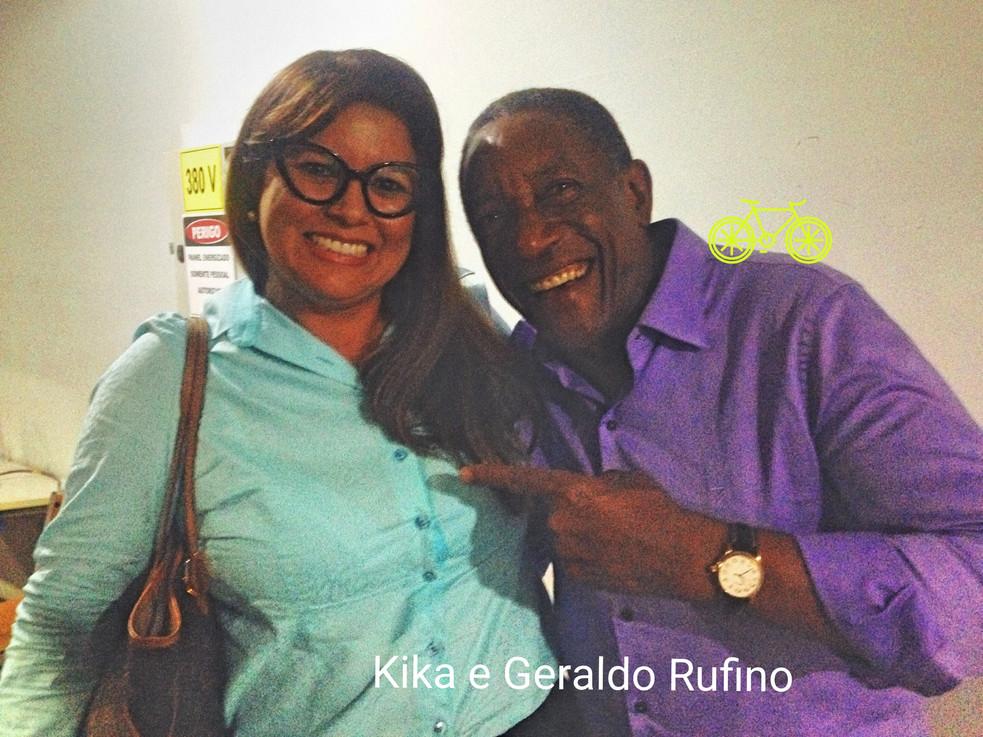 Geraldo Rufino dá o recado a quem busca por oportunidade de trabalho
