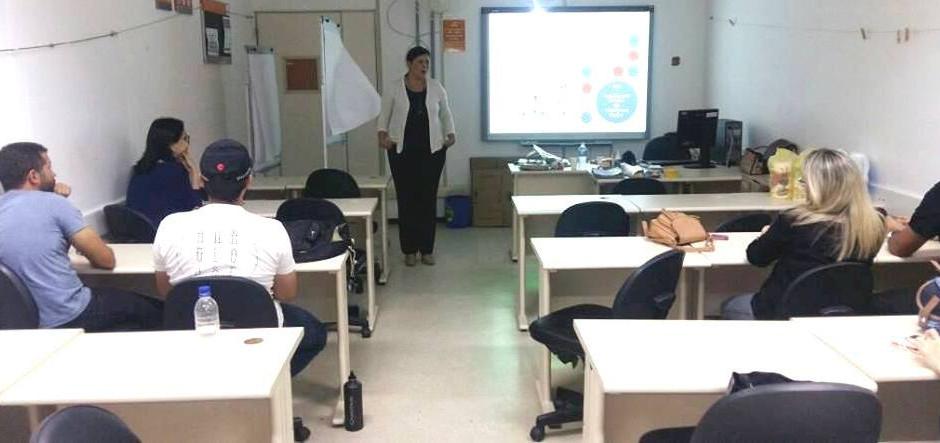 Convite para uma aula no Senac SJCampos