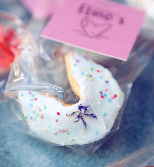 personalisierte Glückskekse zur Hochzeit