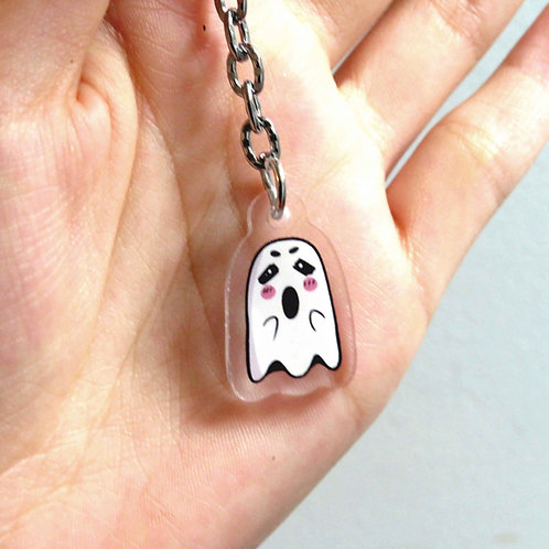 Ghostly Wail Charm
