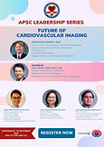APSC LEADERSHIP SERIES - FUTURE OF CARDIOVASCULAR IMAGING