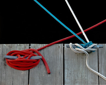 Tied Up In Red, White & Blue img 9977