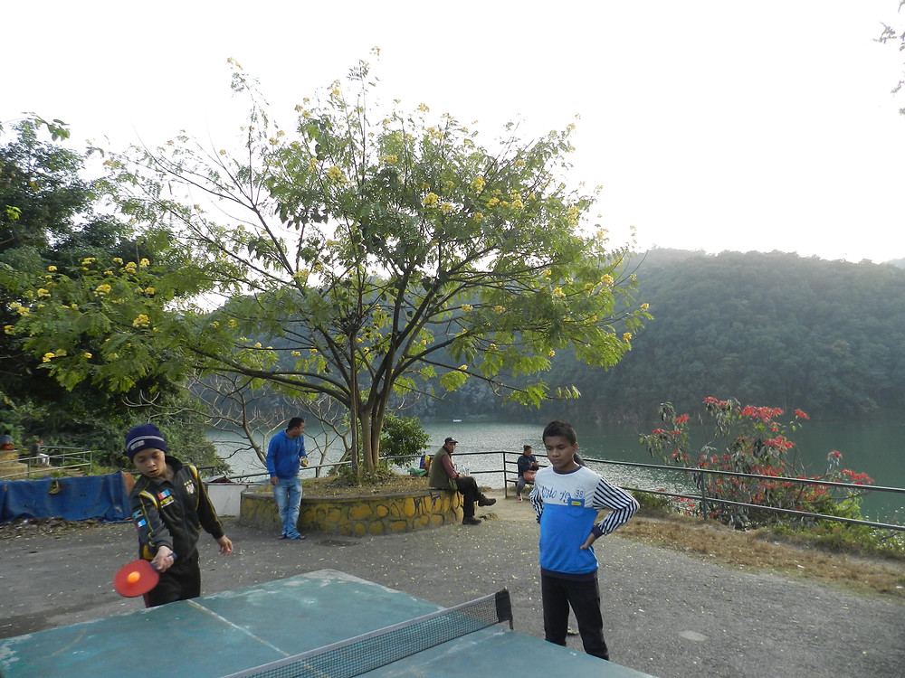 things to do in pokhara table tennis
