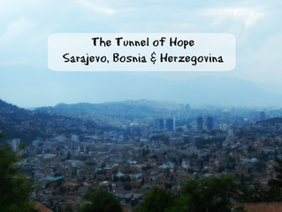 From Olympic to Siege City – The Secret Tunnel of Hope in Sarajevo