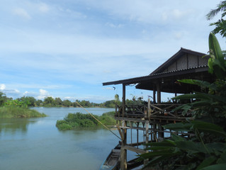 Things to do on Don Det, 4000 Islands | Laos