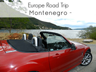 5 Day Road Trip in Montenegro