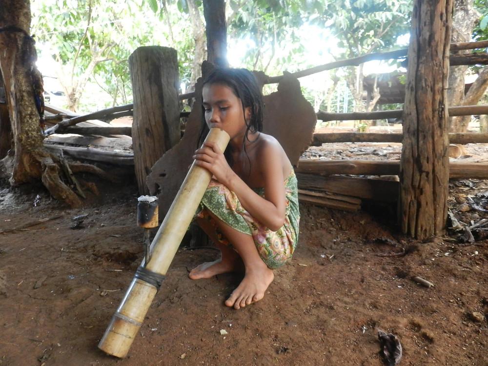 The Bolaven Loop Laos
