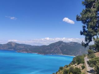 The True Blue Lagoon - Oludeniz, Turkey