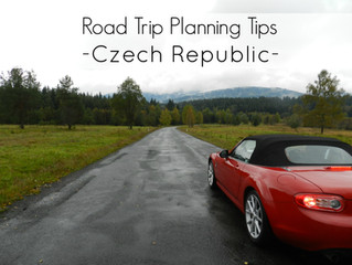 Road Tips & Info before going on a Road trip to Czech Republic