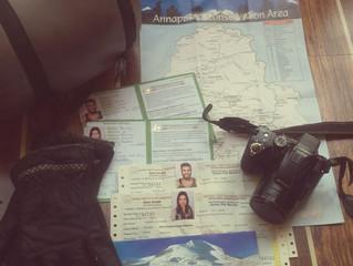 How to get permits to trek Annapurna