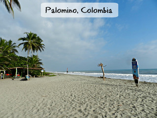 Palomino, the village up Colombia's Caribbean Coast