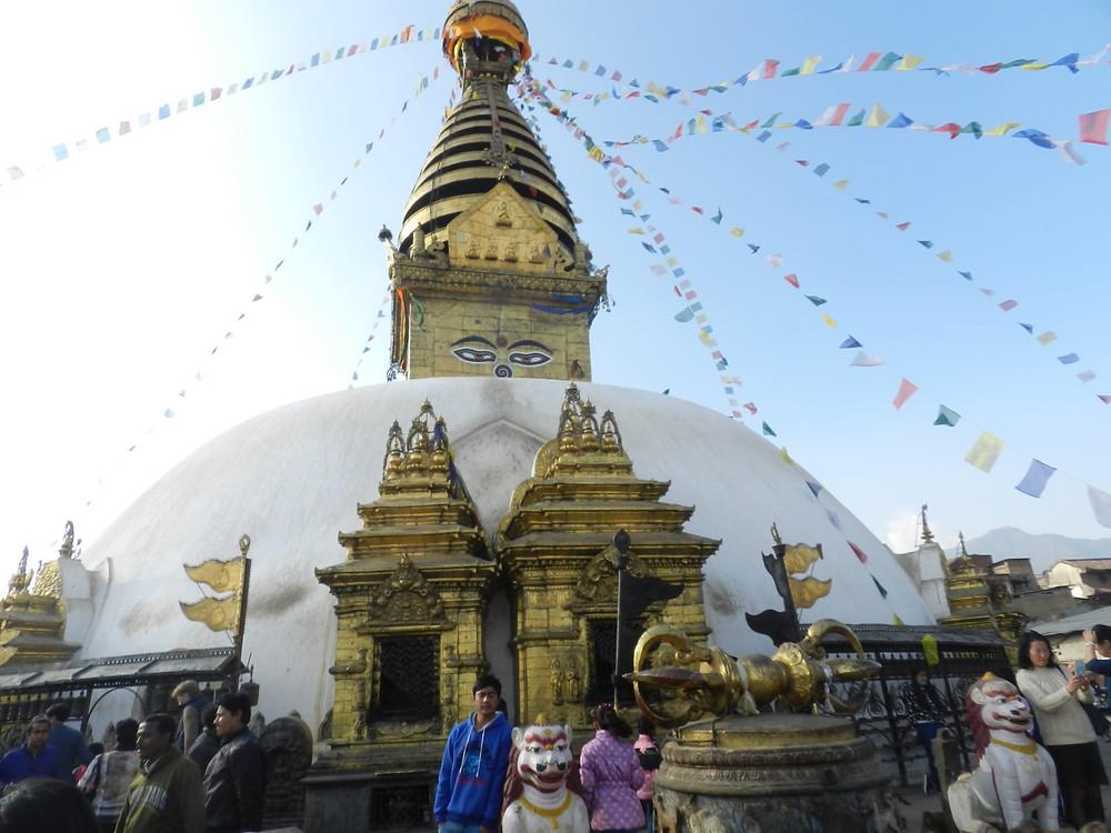 things to do in kathmandu Bouddhanath Stupa
