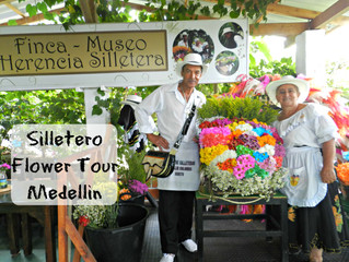 More to Colombia's Culture | the Silletero Flower Tour
