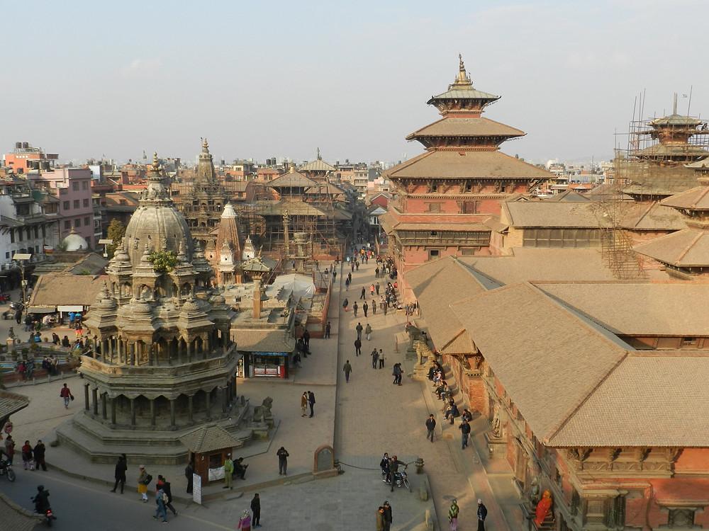 things to do in kathmandu  durbar square