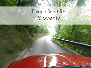 4 day Road Trip though Slovenia- Europe Road Trip