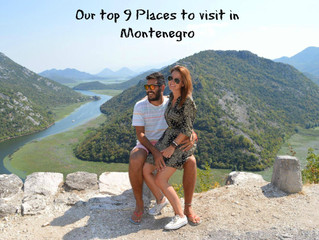 Top 9 Places to Visit in Montenegro