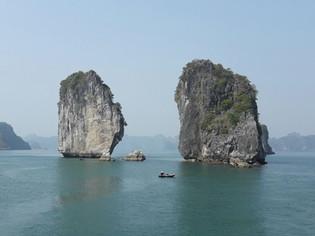 1 month itinerary Vietnam