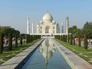 The Taj Mahal, a true wonder! India