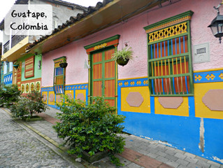 Guatape | Colombia