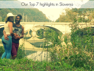 Our top 7 highlights in Slovenia