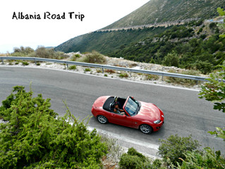 6 day road trip to freedom in Albania
