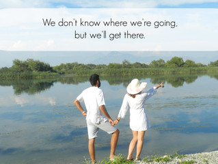 Confession: Why Travelling over Wedding Planning!