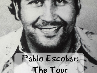 The tour into Pablo Escobar's life | Medellin | Colombia
