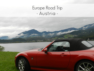 4 day budget Road Trip Itinerary in Austria