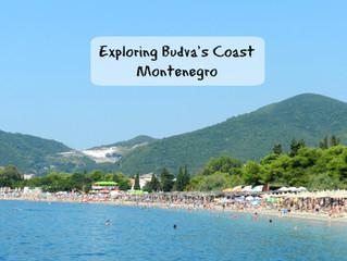 Exploring Budvas 35 km Riviera by boat