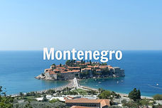 travel agency tours in montegro