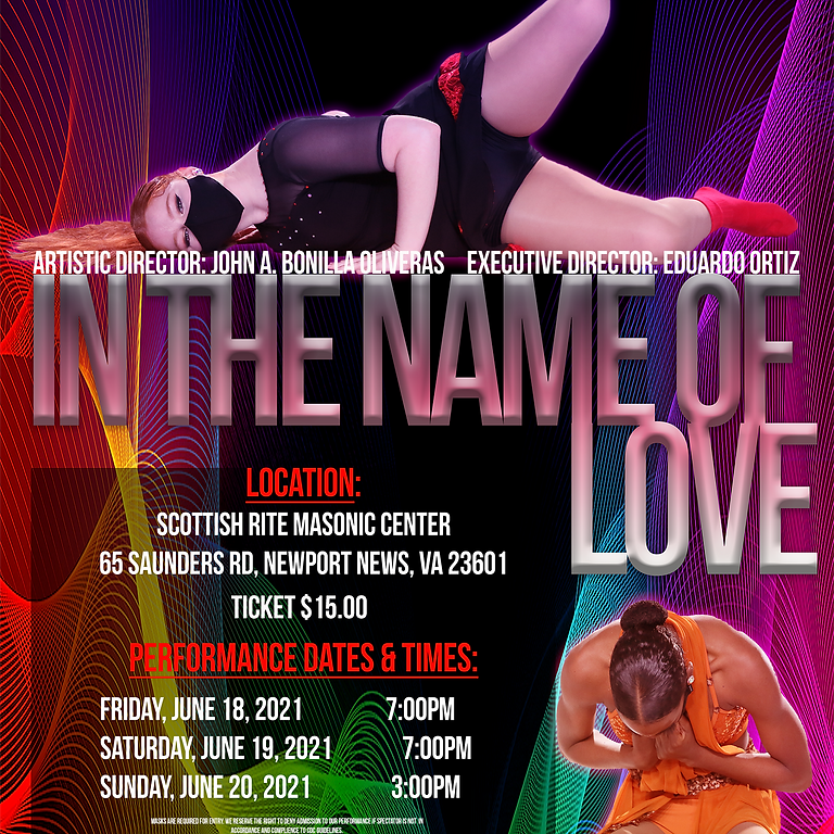 In the Name of Love: Recital 2021