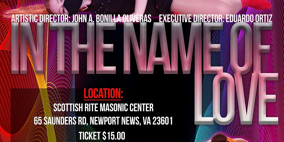In the Name of Love: Recital 2021